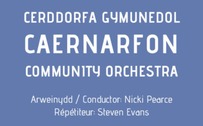 Establishing the Caernarfon Community Orchestra