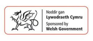 Noddir gan Lywodraeth Cymru / Sponsored by Welsh Government