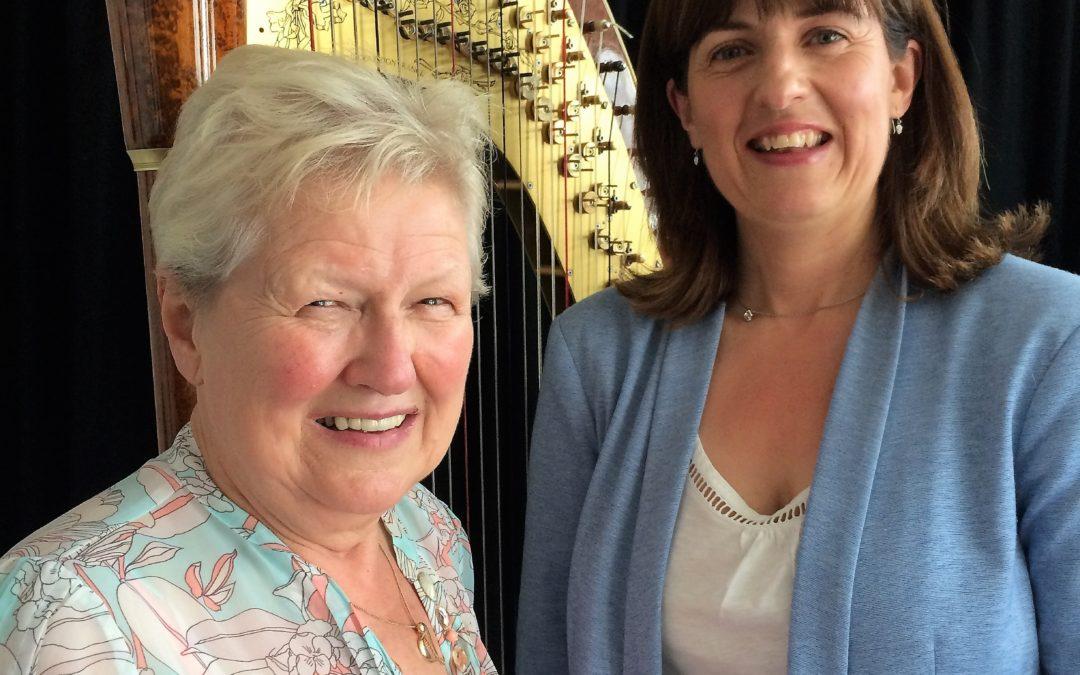 Penodi Catrin Morris Jones fel Trefnydd Gŵyl Delynau Ryngwladol Cymru 2018