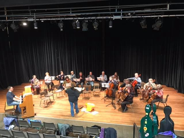 New Community Orchestra for Caernarfon Strikes a Chord During First Meeting