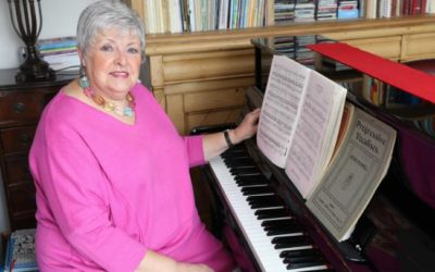 Internationally renowned soloist Mary Lloyd-Davies to headline Caernarfon Galeri concert