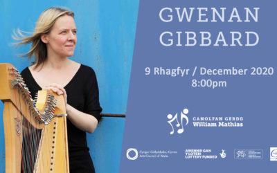 Gwenan Gibbard (Cyngerdd Nadolig)