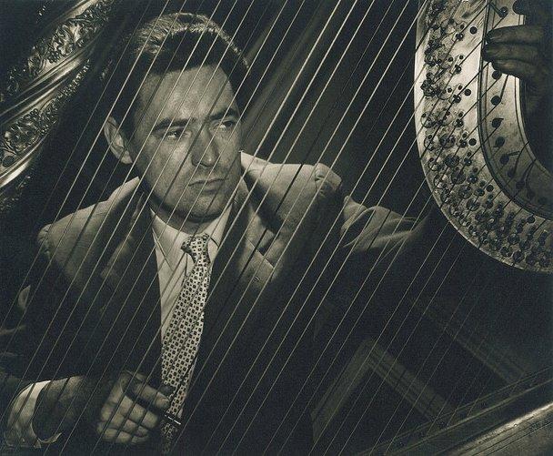 Osian Ellis (1928-2021)