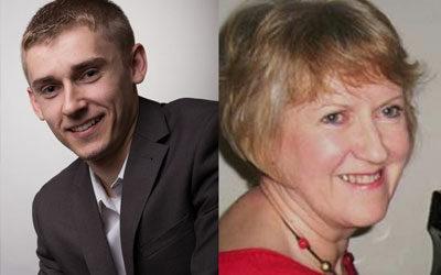 Cyngerdd: Gwyn Owen (Trwmped) & Helen Owen (Piano)